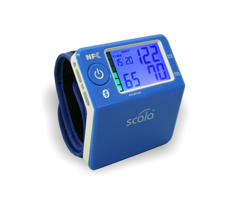 Multifunction Blood Pressure Monitor